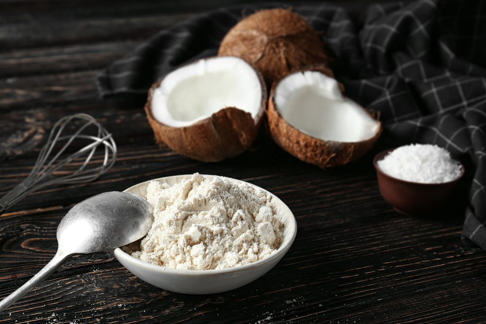 Best Coconut Flour Substitutes