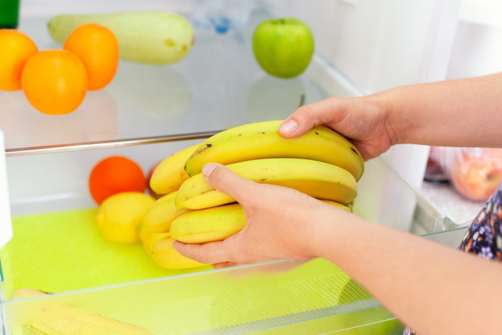 Can Bananas Be Refrigerated How To Store Bananas
