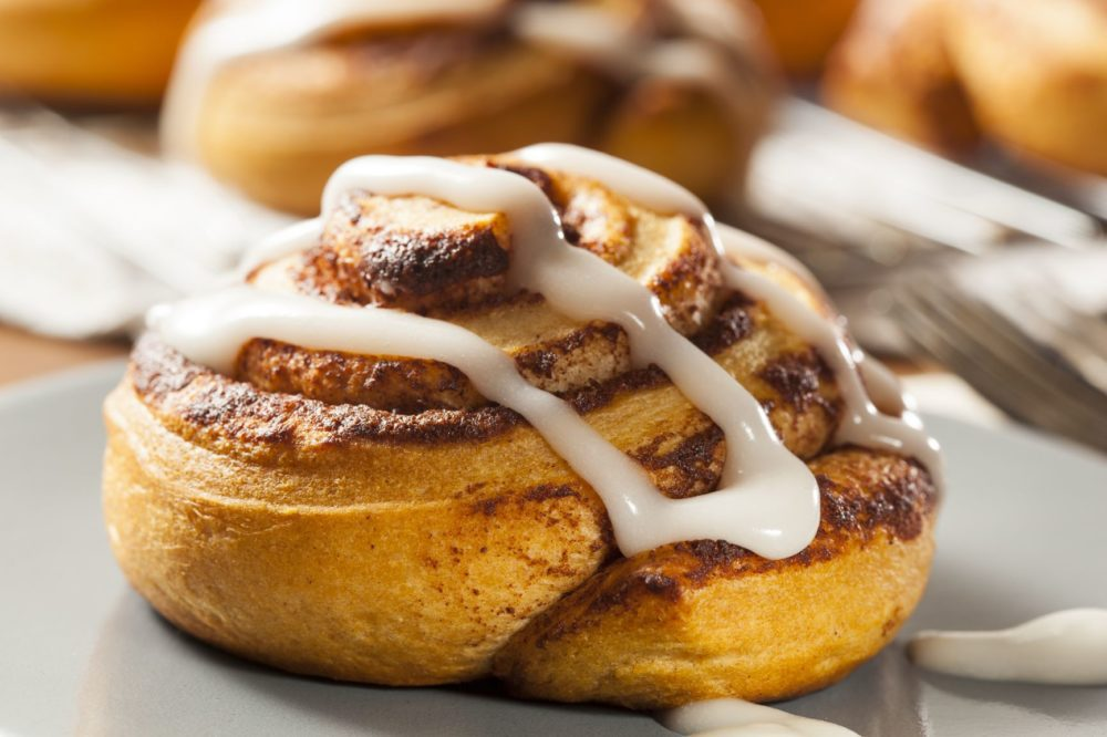 Cinnamon Roll Icing Without Powdered Sugar