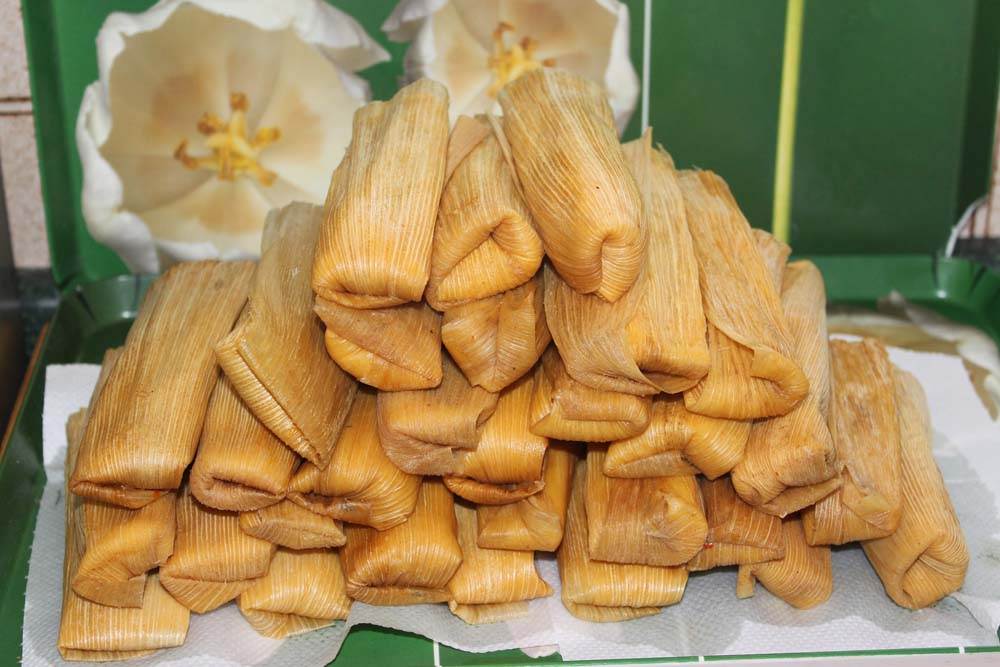 How to reheat frozen tamales: the best way
