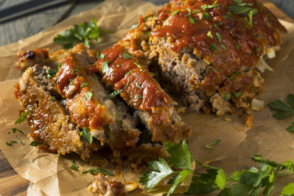 Meatloaf Without Breadcrumbs