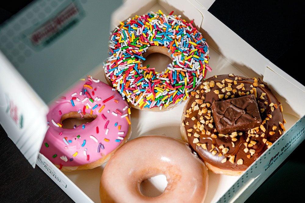 Does Krispy Kreme Have Vegan Donuts