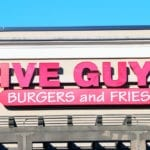 The Only 3 Vegan Options at 5 Guys Burger and Fries