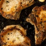 Easy Pan-Seared Pork Chops