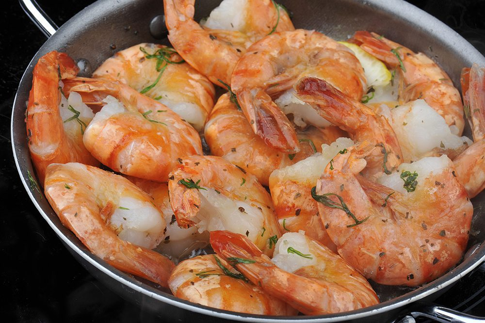 How To Cook Shrimp On The Stove