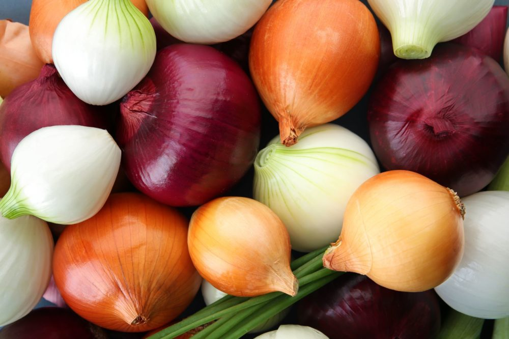 What Can You Substitute For Onions?