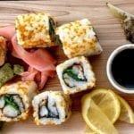 Boston Roll Sushi