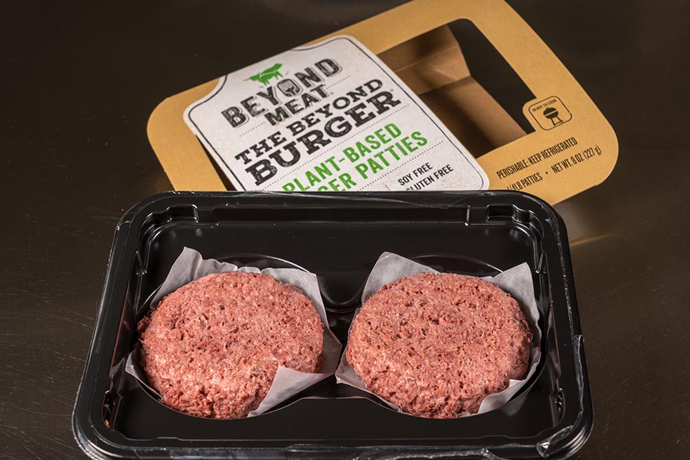 How To Defrost Beyond Burgers In The Microwave
